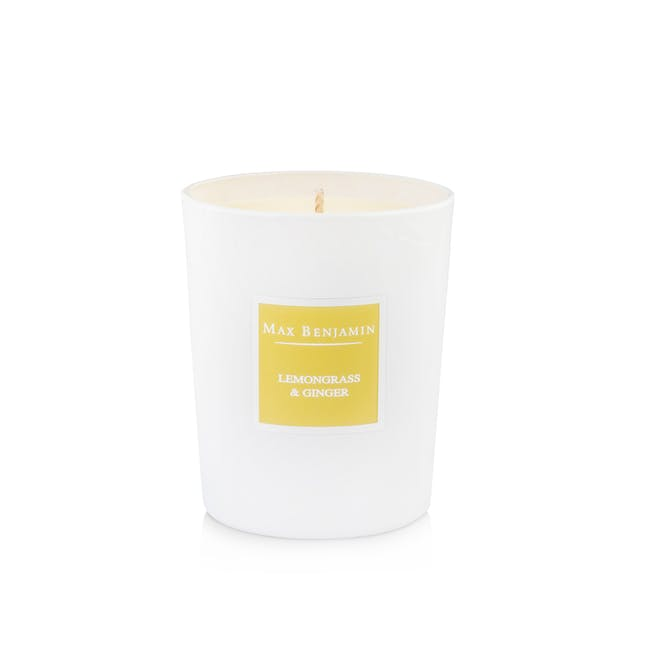 Lemongrass & Ginger Candle - 1