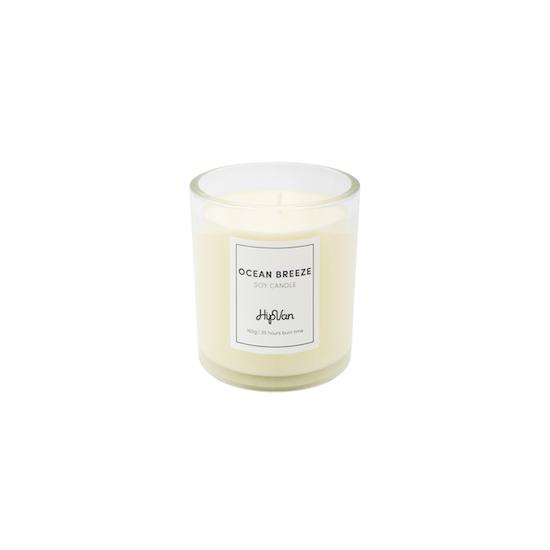 Wellness Fragrances - EVERYDAY Soy Candle - Ocean Breeze
