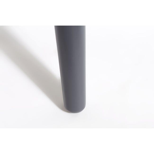 Marrim Bench 1.2m - Graphite Grey - 9