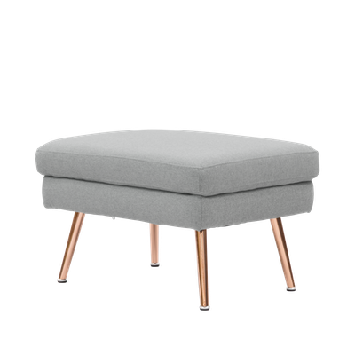 (As-is) Arden Ottoman -1 - Image 2