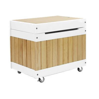 David Treasure Box - White - Image 1