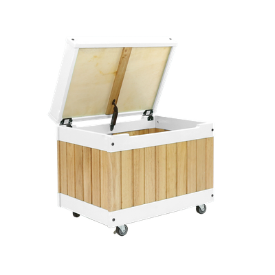 David Treasure Box - White - Image 2