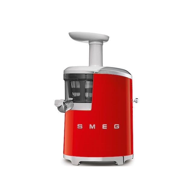 Smeg Slow Juicer - Red - 0