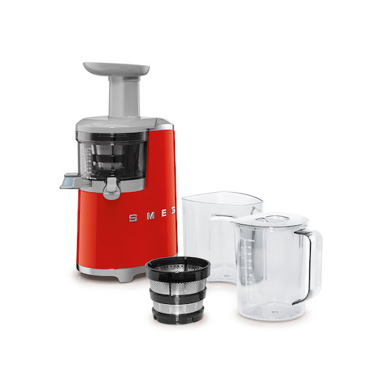 SMEG - Smeg Slow Juicer - Red