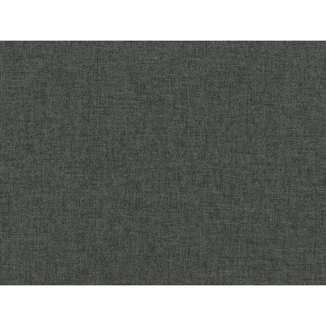 Audrey 3 Seater Sofa - Granite Grey - 8