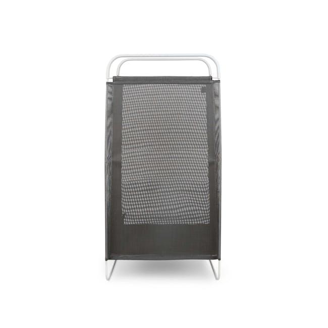 Cinch Laundry Hamper - Grey - 2
