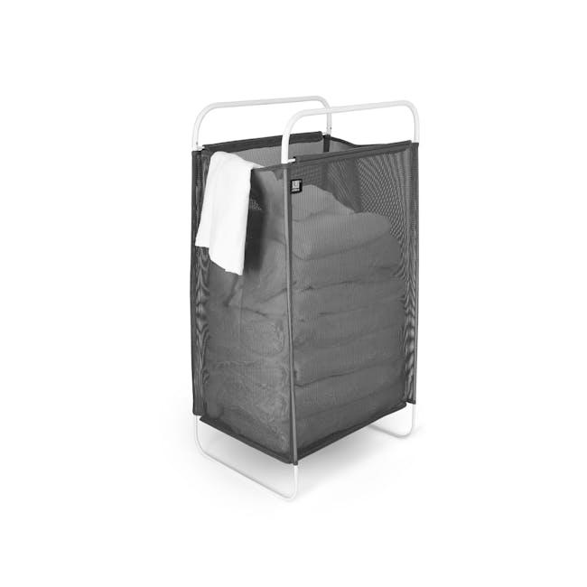Cinch Laundry Hamper - Grey - 0