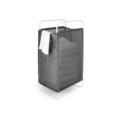 Cinch Laundry Hamper - Grey - Image 1