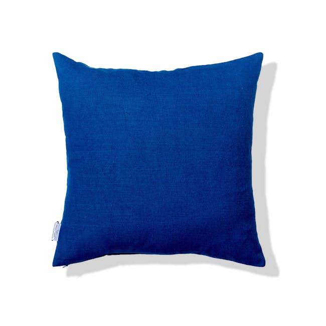 Citori Cushion Cover - Citori Blue - 1