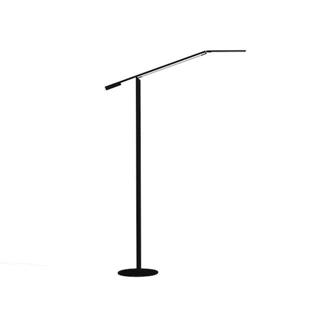 Koncept Equo LED Floor Lamp - Black - 0
