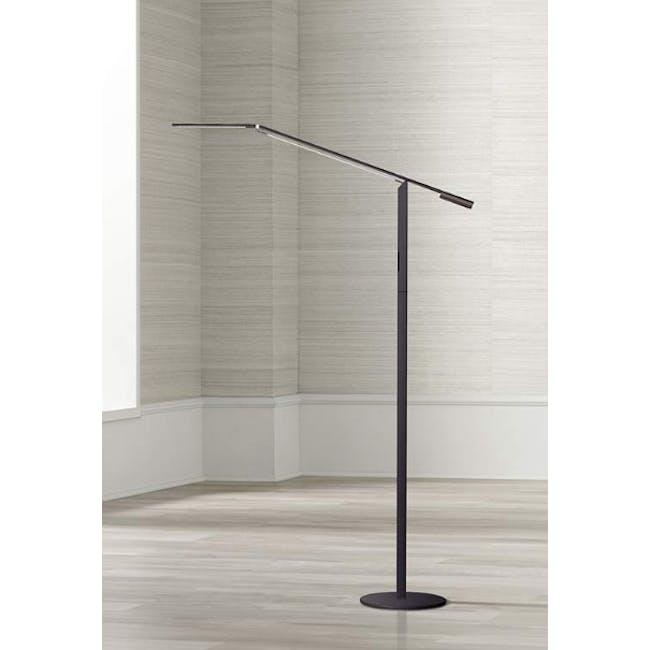 Koncept Equo LED Floor Lamp - Black - 1