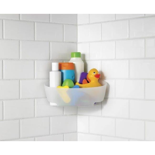 Command™ Bath Corner Caddy - 1