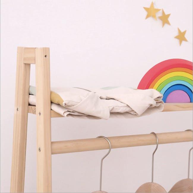 Nizu Kids Clothes Rack - 5