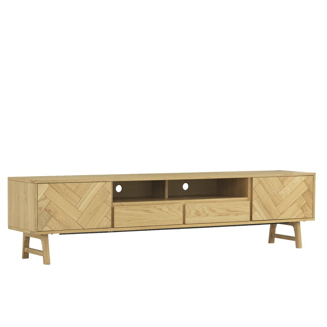 Gianna TV Console 2.2m with Gianna Coffee Table - 5