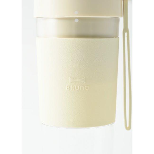 BRUNO Cordless Blender - Ivory - 16