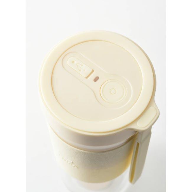 BRUNO Cordless Blender - Ivory - 11