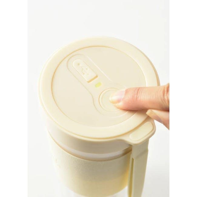 BRUNO Cordless Blender - Ivory - 12
