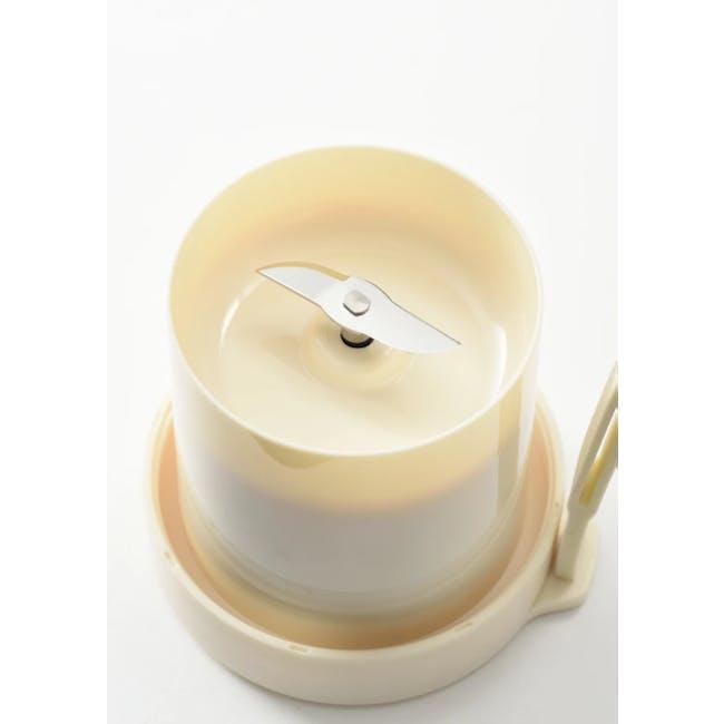 BRUNO Cordless Blender - Ivory - 13