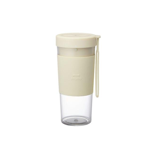 BRUNO Cordless Blender - Ivory - 0