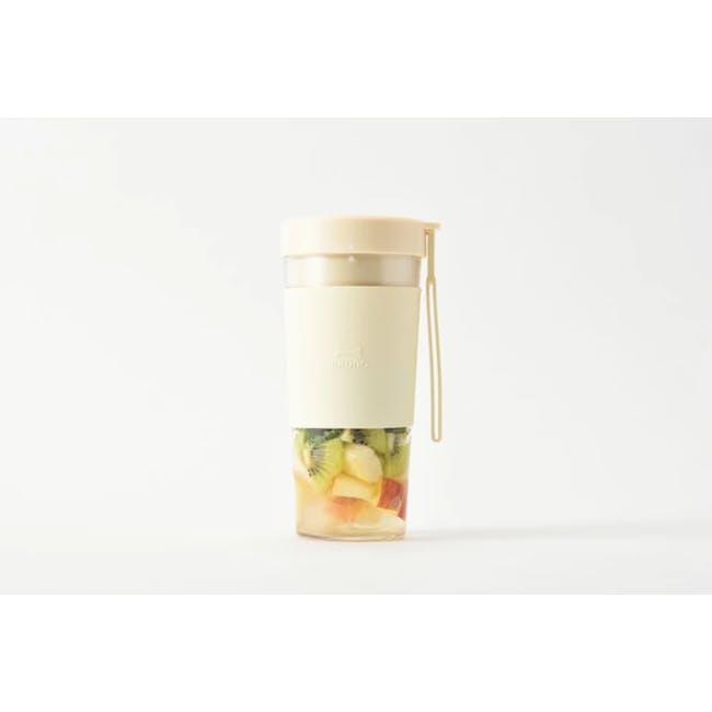 BRUNO Cordless Blender - Ivory - 8