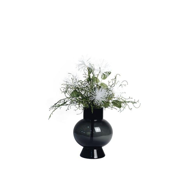 Midnight Jade Vase - 0