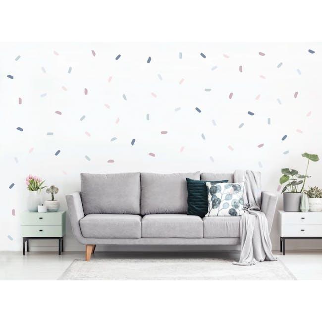 Urban Li'l Swashes Fabric Decal - Frozen - 0