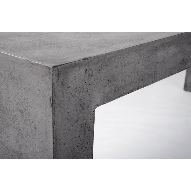 Ryland Concrete Bench 1.4m - 1
