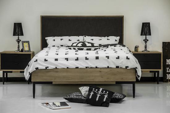 HipVan Bundles - Starck King Bed with LEVITATE Mattress