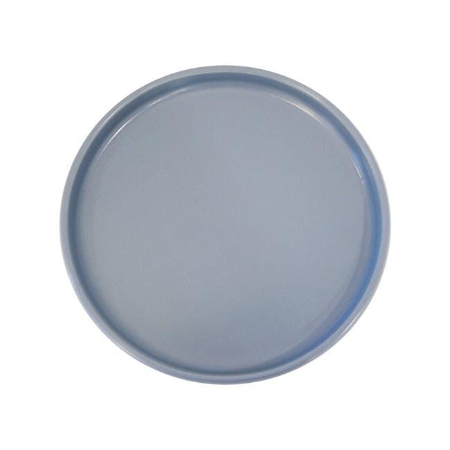 Ceramic Display Tray - Blue Grey - 0