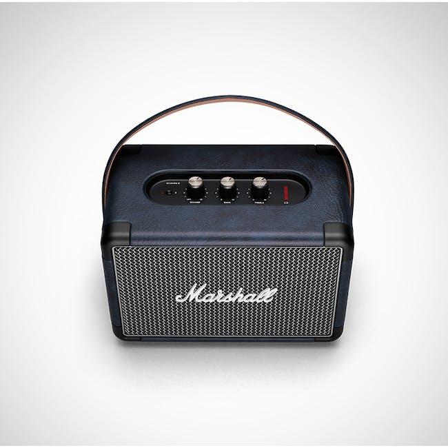 Marshall Kilburn II Wireless Speaker- Indigo - 2