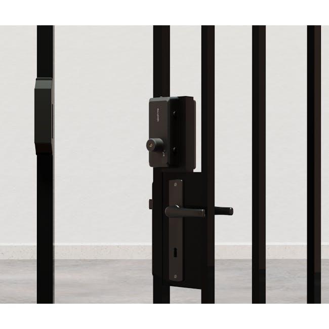 igloohome Rim Lock with Smart Mortise 2 - 4