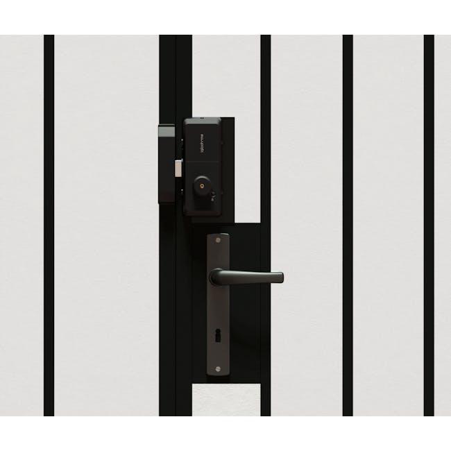 igloohome Rim Lock with Smart Mortise 2 - 3