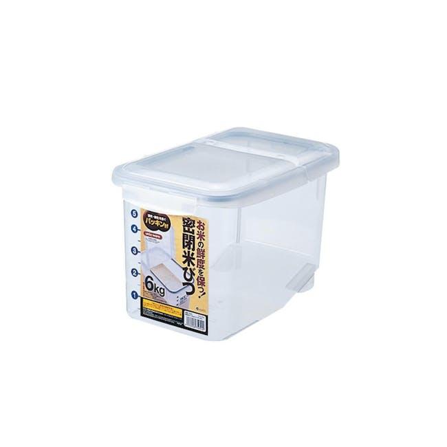Asvel Unix Airtight Rice Stocker (2 Sizes) - 1