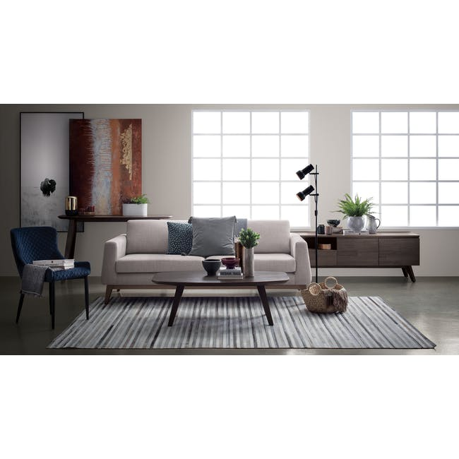 Maeve Coffee Table with Maeve Bedside Table - 1