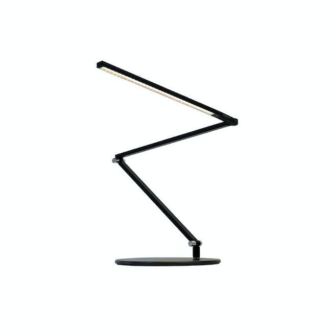 Koncept Z-Bar Slim LED Desk Lamp - Black - 1