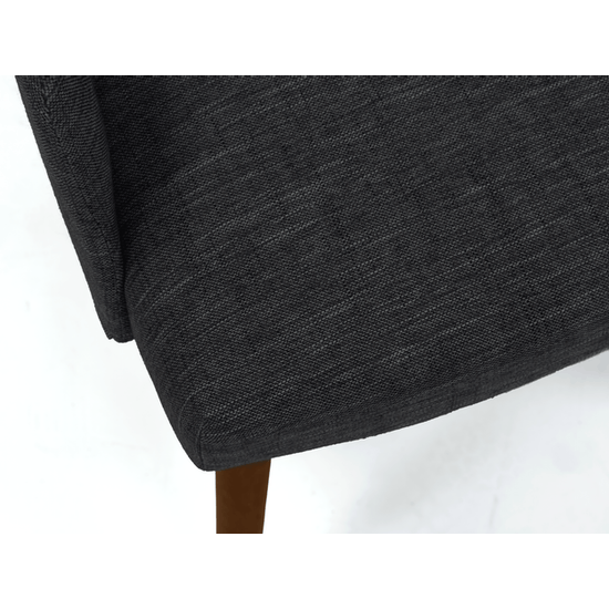 SourceByNet - Aiden Dining Chair - Cocoa, Charcoal