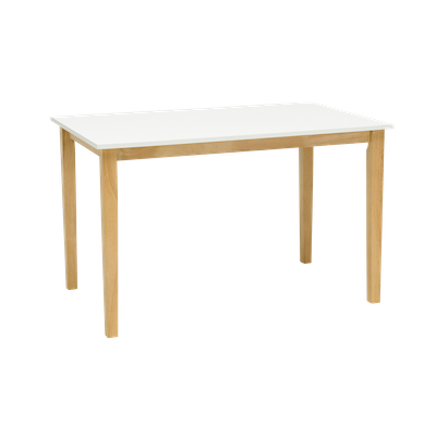 Paco Dining Table 1.2m with 4 Fynn Dining Chairs - Image 2