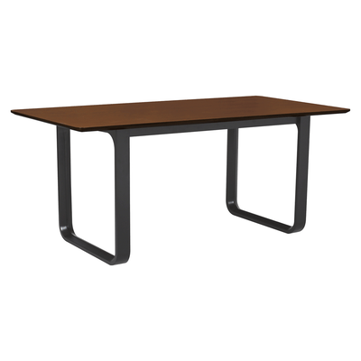 Ulmer 8 Seater Dining Table - Walnut