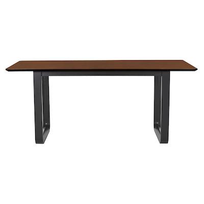 Ulmer Dining Table 1.8m - Walnut - Image 2