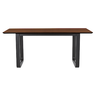 Ulmer 8 Seater Dining Table - Walnut