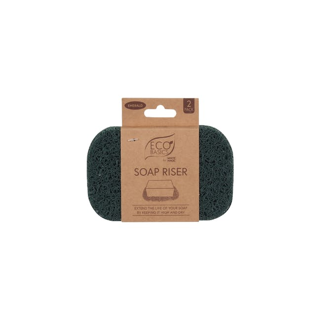 Soap Riser - Emerald - 2