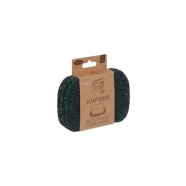 Soap Riser - Emerald - 1