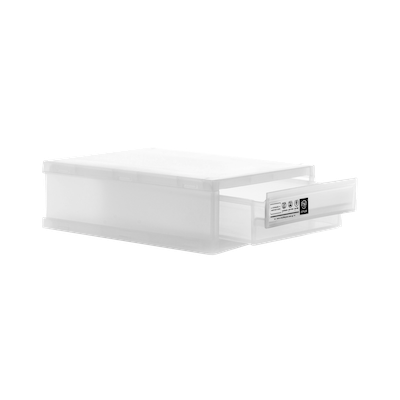 1L Frost Mini Single Tier Drawer - Image 2