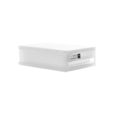 1L Frost Mini Single Tier Drawer - Image 1