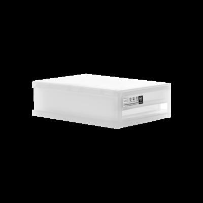 1L Frost Mini Single Tier Drawer - Image 1