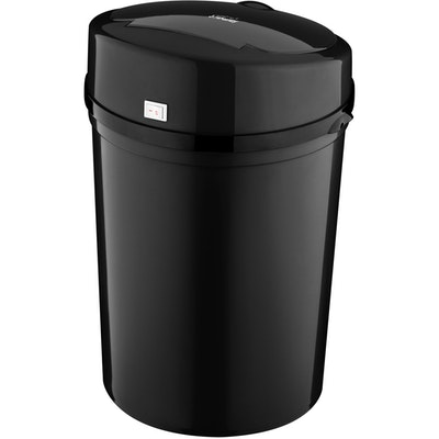 Lamart Sensor Touchless Dust Bin 9L - Black - Image 2