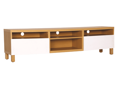 Gordon Large TV Cabinet - Oak