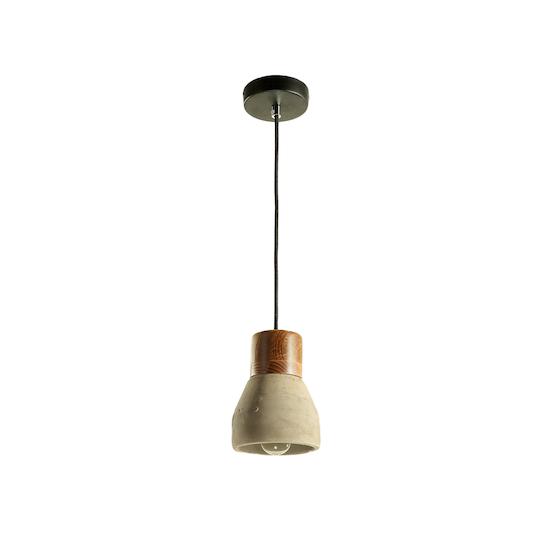 Springbud - Charlie Concrete Pendant Lamp - Grey