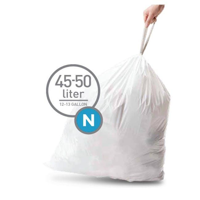 simplehuman Pefect Fit Liner 45L to 50L - N - 1