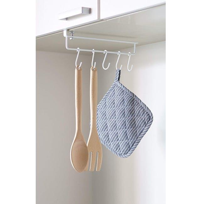 HEIAN Kitchen Hanging Hook Rack - 2